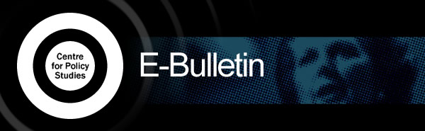 Centre for Policy Studies - E-Bulletin